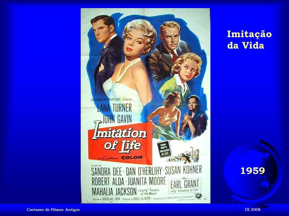 Cartazes de Filmes AntigosDI 2008 1959 Amores clandestinos
