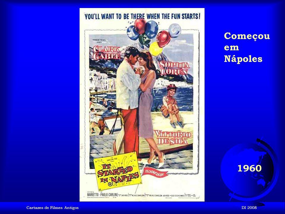 Cartazes de Filmes AntigosDI 2008 1959 Confidências à Meia-Noite