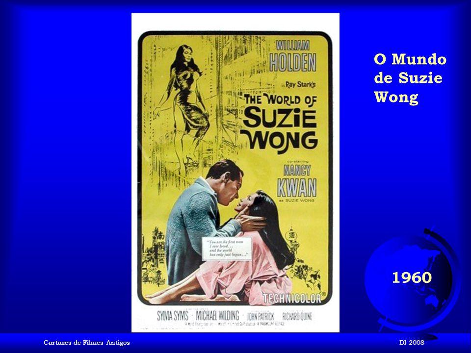 Cartazes de Filmes AntigosDI 2008 1960 Começou em Nápoles