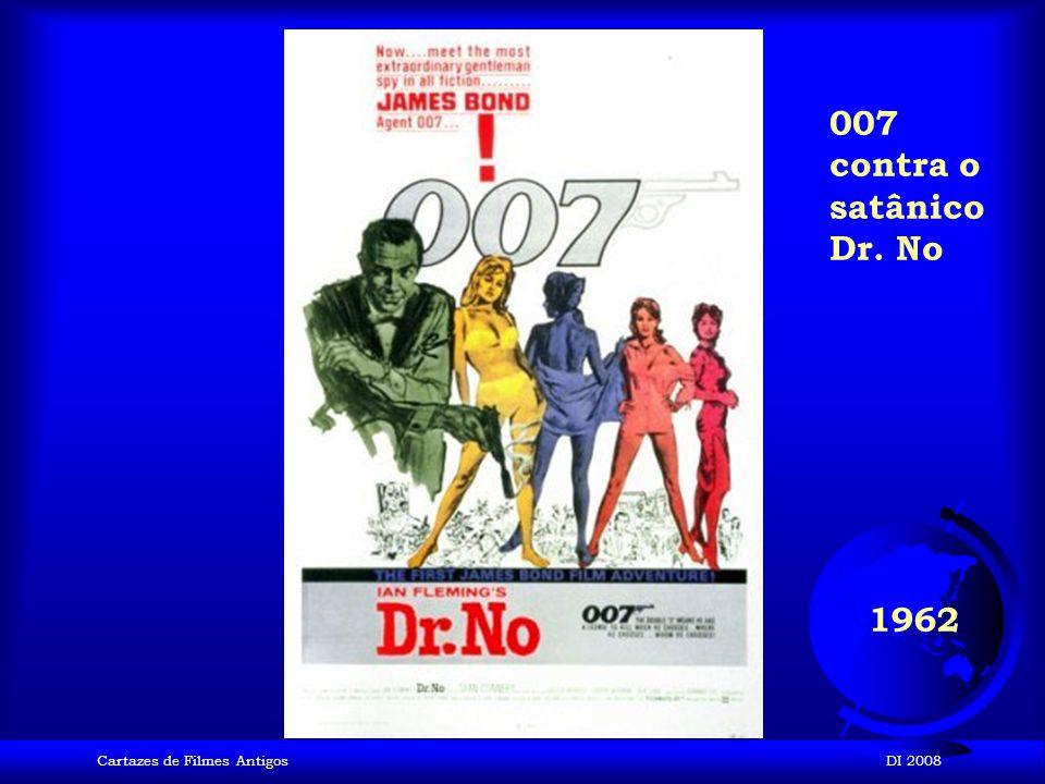 Cartazes de Filmes AntigosDI 2008 1961 Amor, sublime Amor