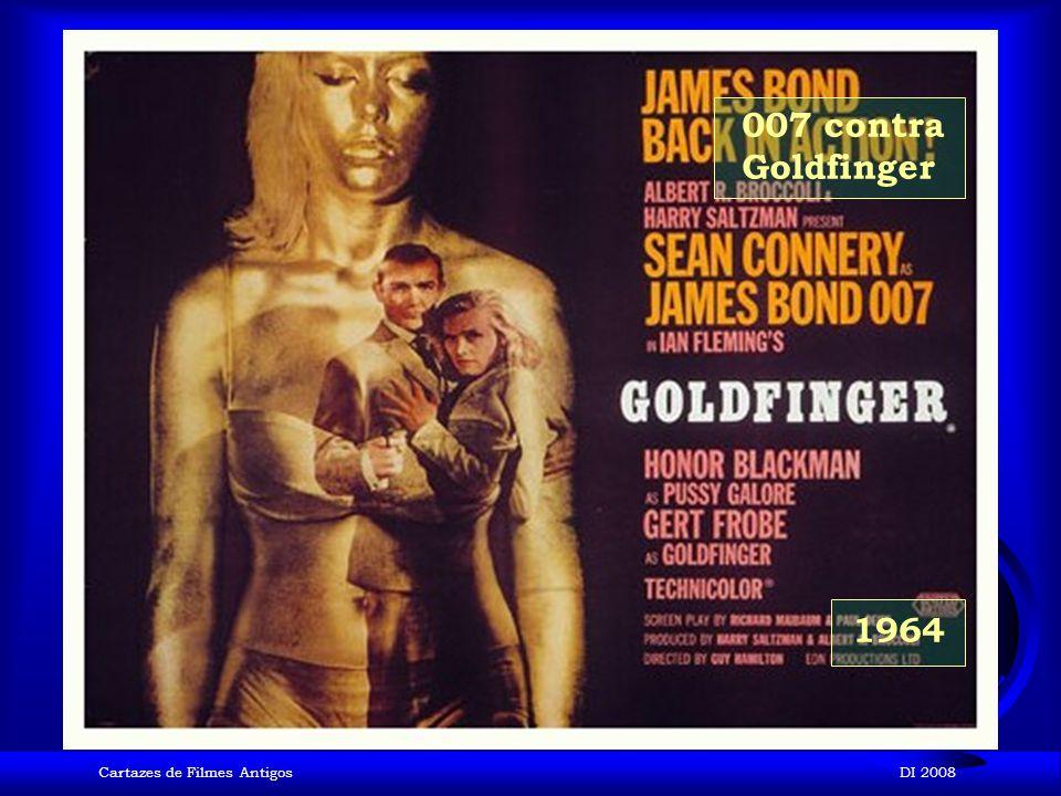 Cartazes de Filmes AntigosDI 2008 1963 Moscou contra 007