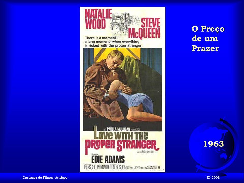 Cartazes de Filmes AntigosDI 2008 O Candelabro italiano 1962