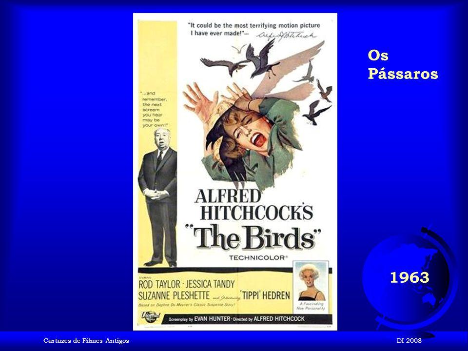 Cartazes de Filmes AntigosDI 2008 1963 A Pantera Cor-de-Rosa