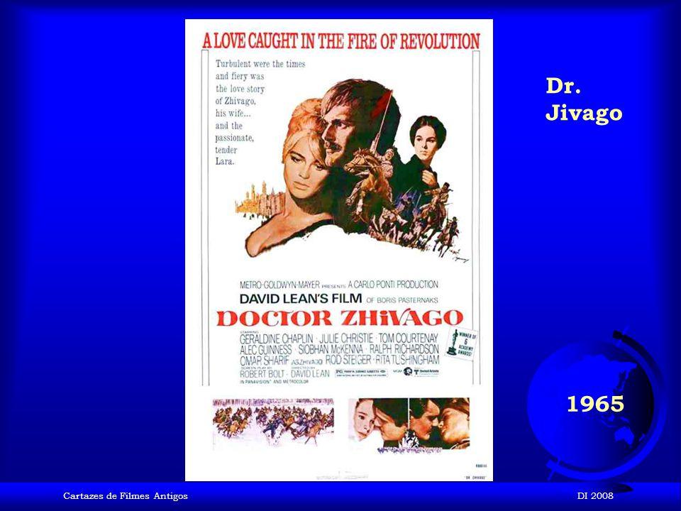 Cartazes de Filmes AntigosDI 2008 1964 Quando Paris alucina