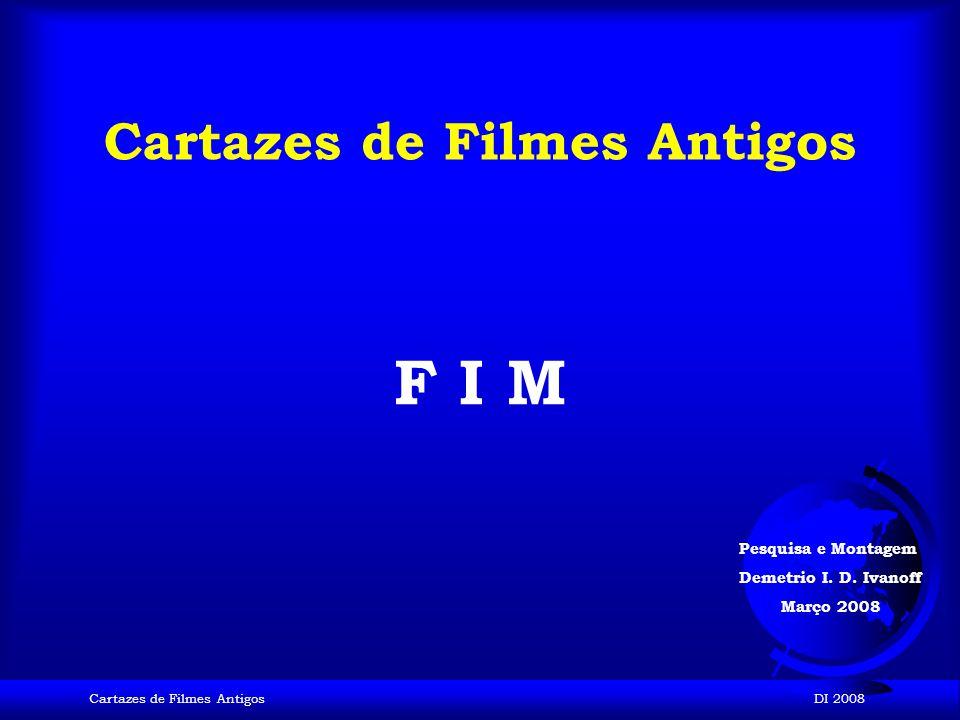 Cartazes de Filmes AntigosDI 2008 1965 Dr. Jivago