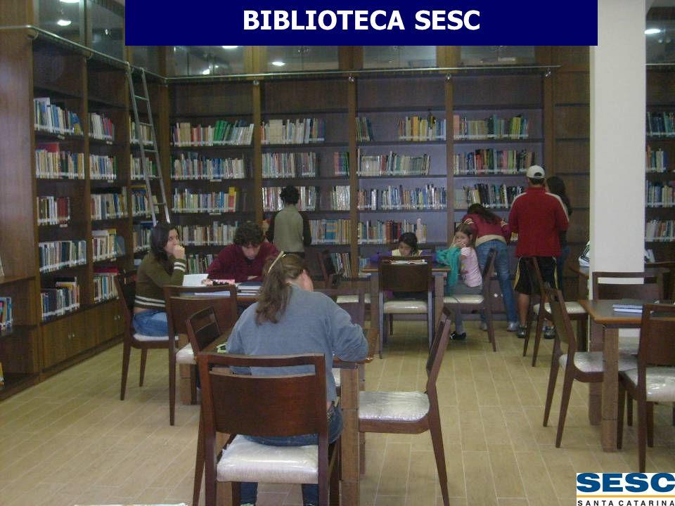 BIBLIOTECA BIBLIOTECA SESC