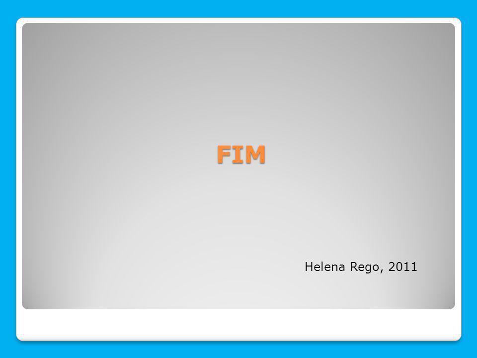 FIM Helena Rego, 2011