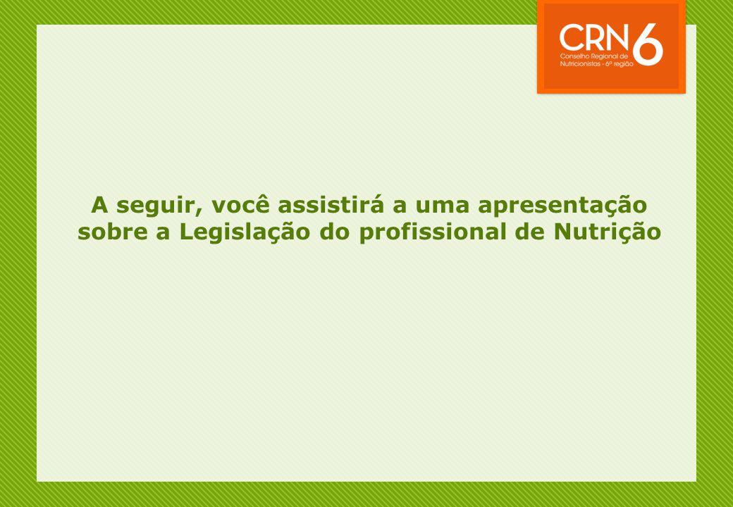 PROJETOS PROFISSIONAIS  Promover a atualização dos Nutricionistas nas diversas áreas da alimentação e nutrição, intensificando a integração dos profissionais dos estados da jurisdição com o Regional.