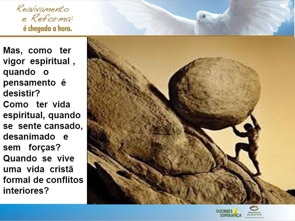 Diz o Espírito da Profecia: Antes de os juízos finais de Deus caírem sobre a Terra, haverá, entre o povo do Senhor, tal avivamento da primitiva piedade como não fora testemunhado desde os tempos apostólicos.
