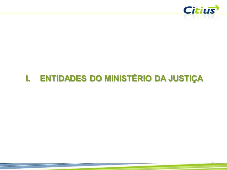  Instituto das Tecnologias de Informação na Justiça (ITIJ)  Gerir e monitorizar a rede da justiça.