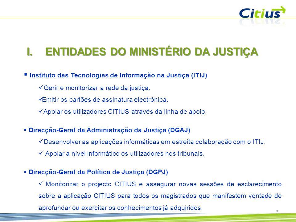 54 CITIUS – Magistrados Judiciais