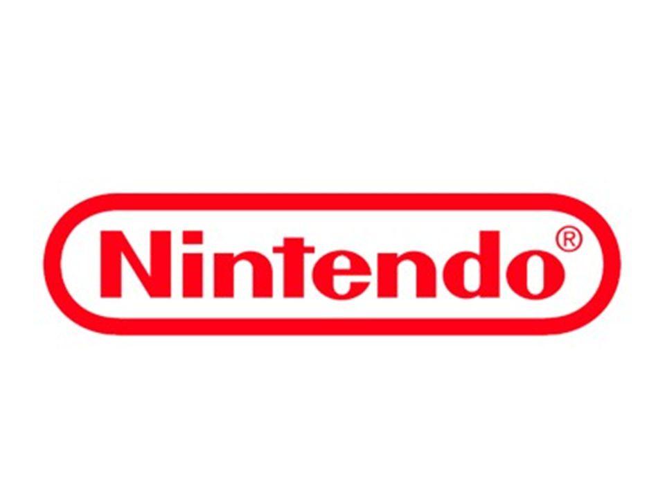 A Nintendo Company, Limited.é uma empresa japonesa fabricante de videogames.