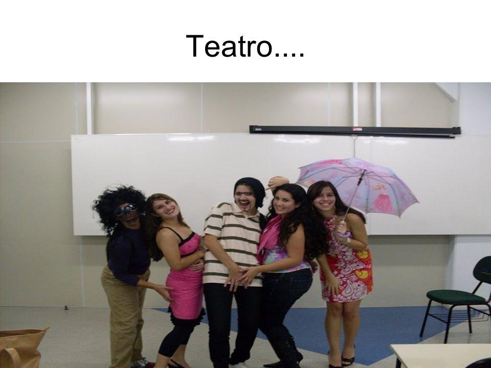 Teatro....