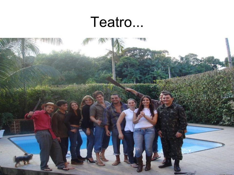 Teatro...