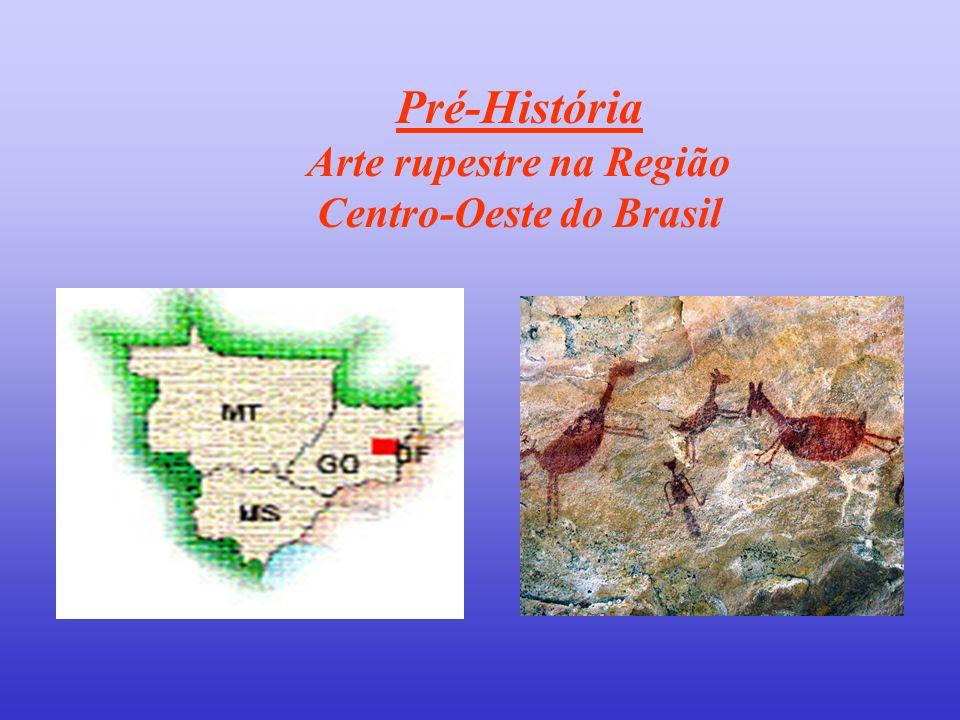 Vestígios Arqueológicos •Sabemos que o Brasil já era habitado por povos indígenas havia milhares de anos, graças aos vestígios arqueológicos: fragmentos de ossos e de objetos, desenhos e pinturas gravadas em rochas (arte rupestre).