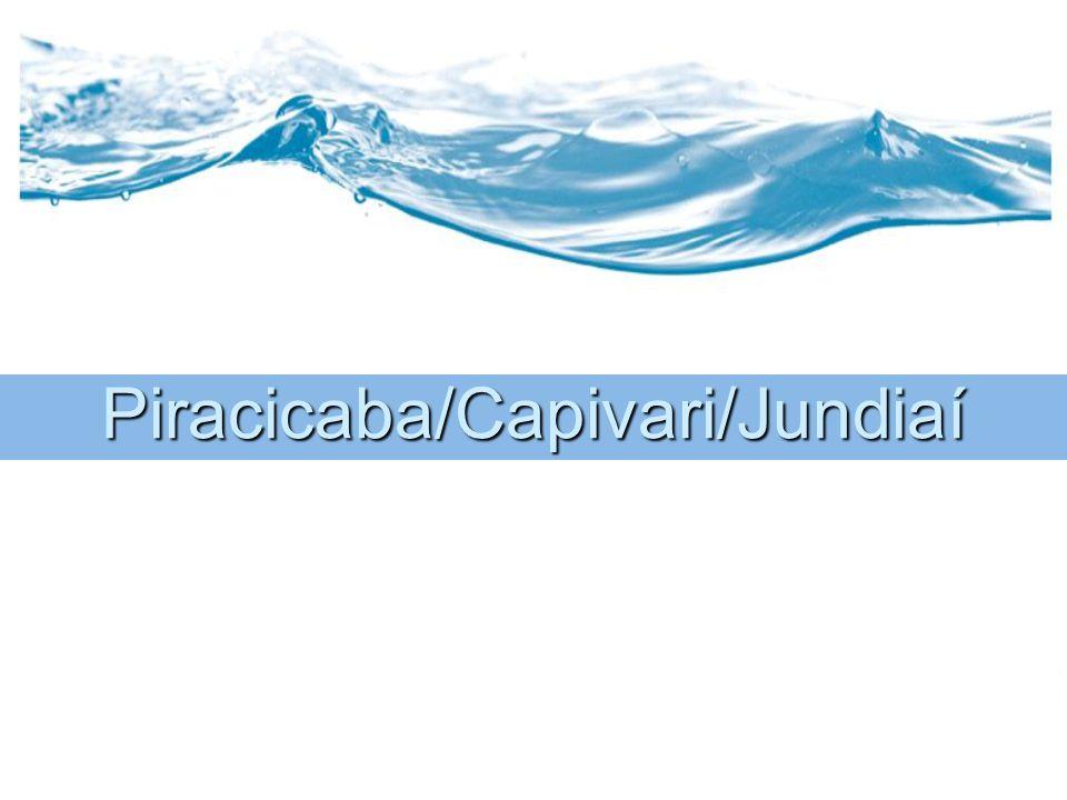 Piracicaba/Capivari/Jundiaí