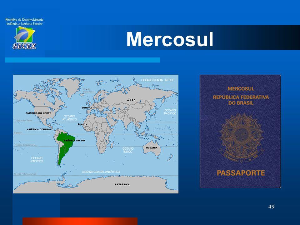 49 Mercosul