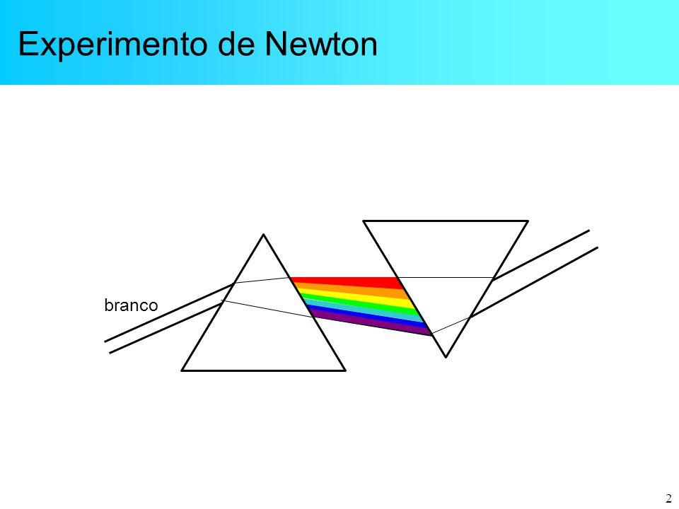 2 Experimento de Newton branco