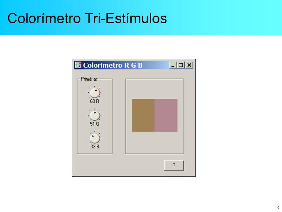 Colorímetro Tri-Estímulos 8