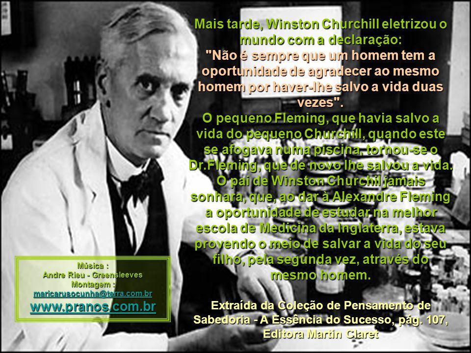Ao final da Conferência de Teerã, o mundo foi sacudido com a noticia de que Churchill estava doente com pneumonia. Os meios de comunicação da Inglater