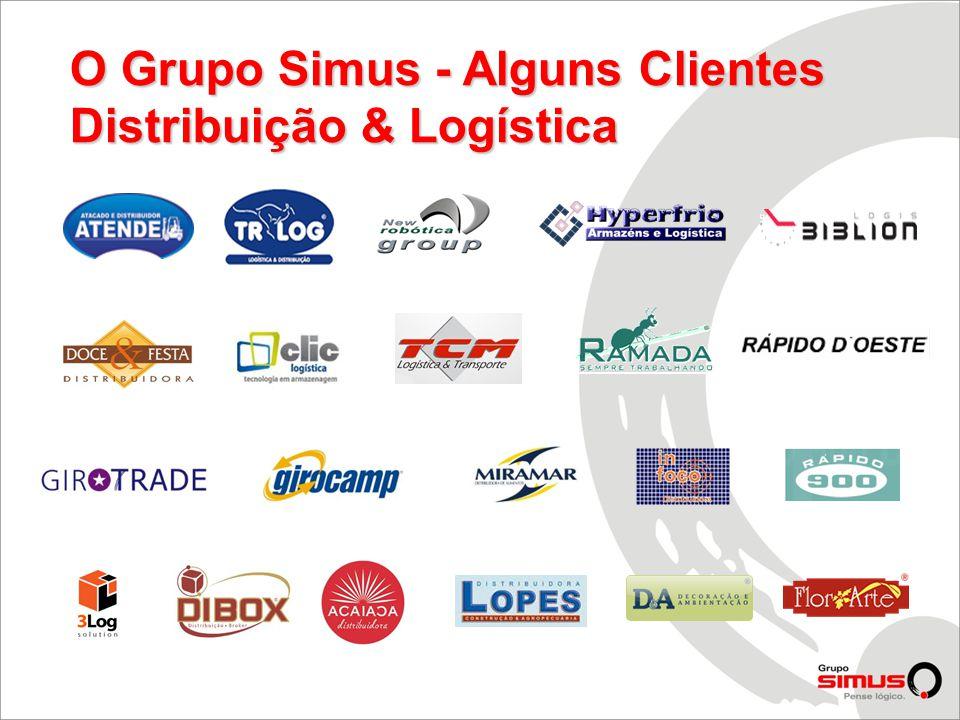 O Grupo Simus - Alguns Clientes Distribuição & Logística