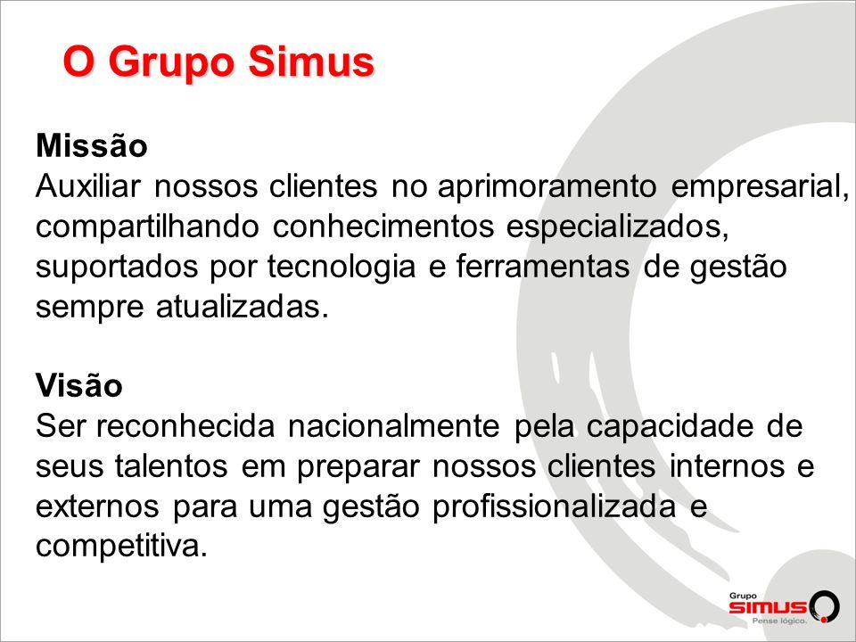 O Grupo Simus - Alguns Clientes Varejo