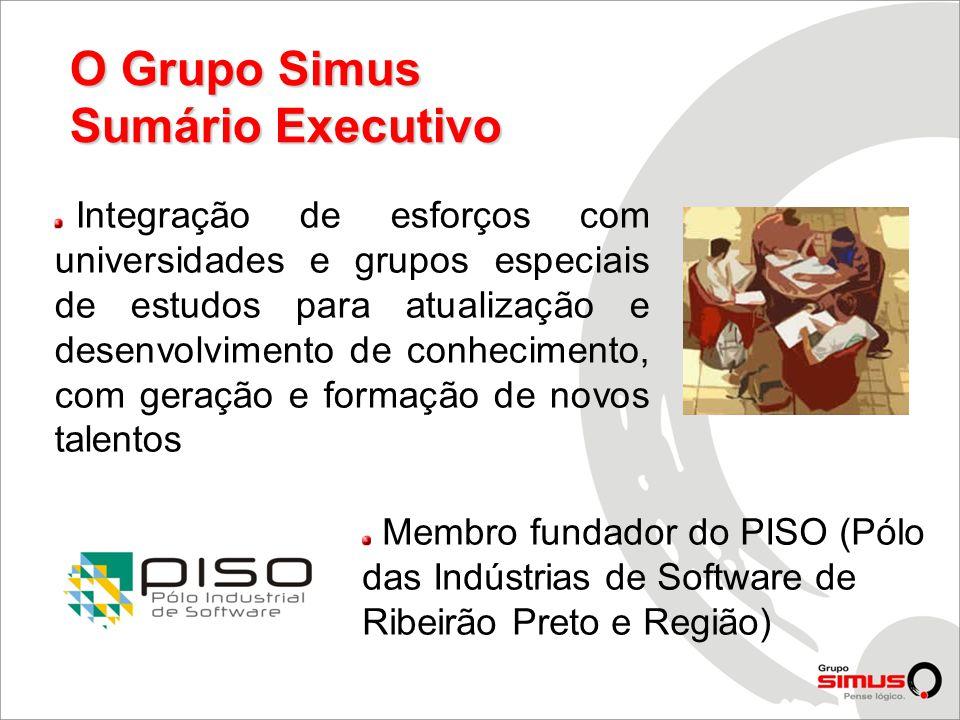 O Grupo Simus Empresas
