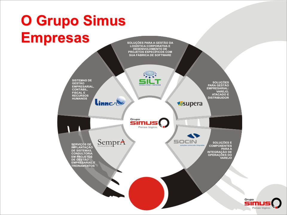 O Grupo Simus – Portfólio