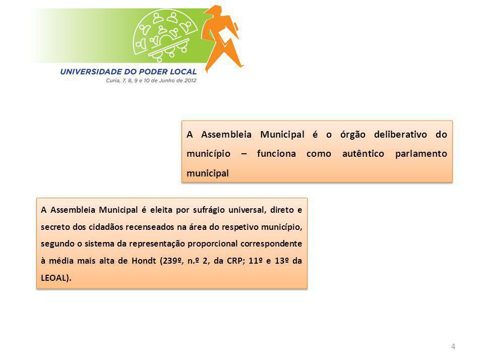 15 Artigo 84º Reuniões públicas 1 - As sessões dos órgãos deliberativos das autarquias locais são públicas.