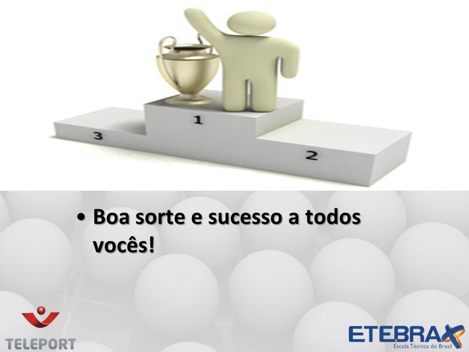 •B•B•B•Boa sorte e sucesso a todos vocês!