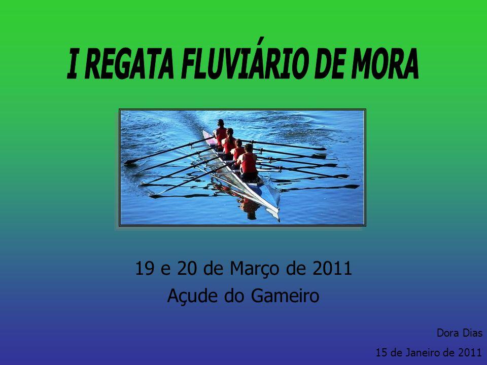 . 19 e 20 de Março de 2011 Açude do Gameiro Dora Dias 15 de Janeiro de 2011