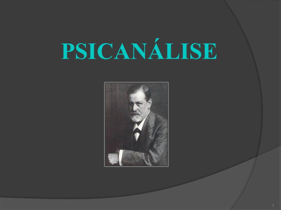 PSICANÁLISE 1