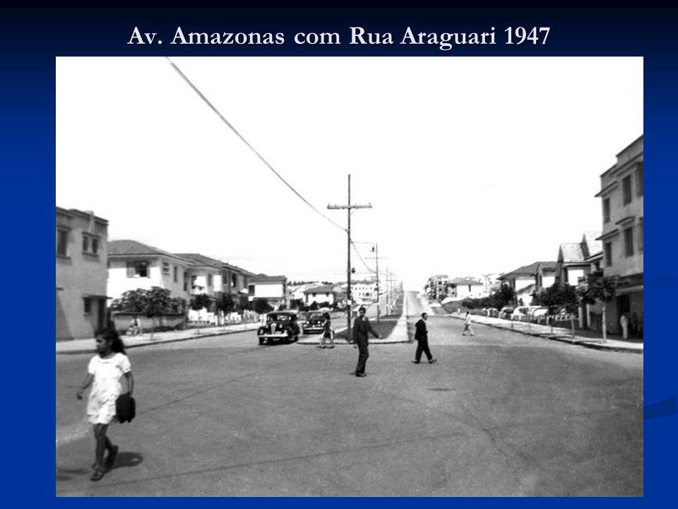 Av. Amazonas com Rua Araguari 1947