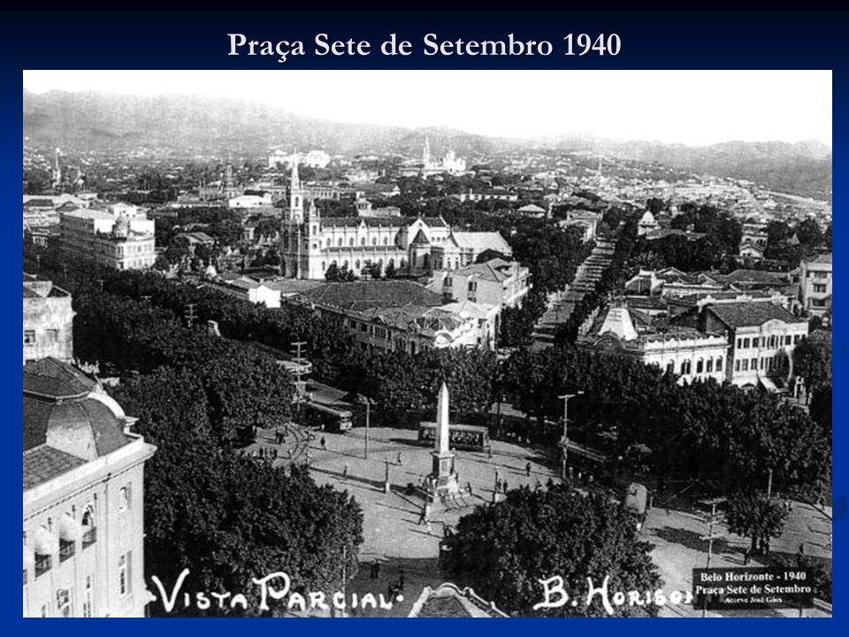 Praça Sete de Setembro 1940