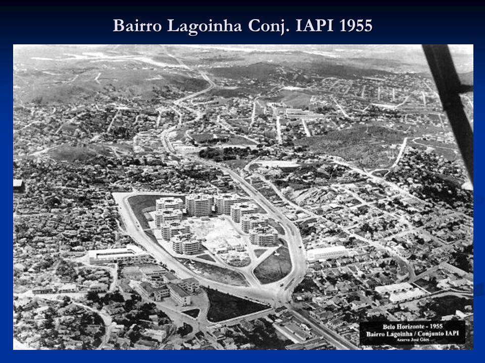 Bairro Lagoinha Conj. IAPI 1955