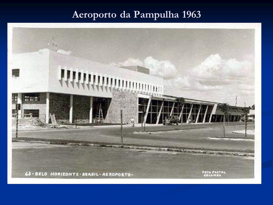 Aeroporto da Pampulha 1963