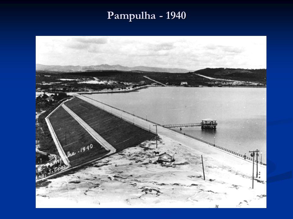 Pampulha - 1940