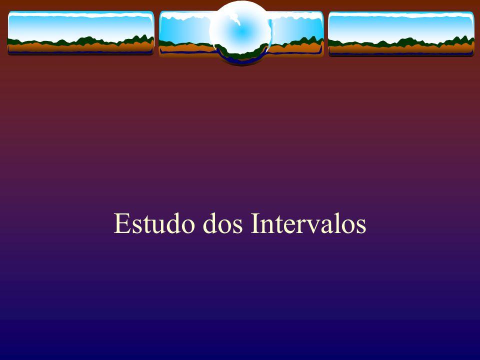 Operações com intervalos: 1º) União de Intervalos: ]a, b[  ]c, d[ = ]a, d[ a b c d a d 4 6 9 12 Exemplo: [4, 9]  [6, 12] = [ 4, 12] Por descrição: {x  4  x  12}