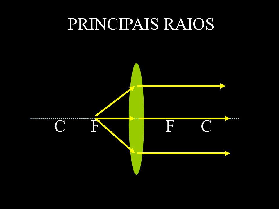 PRINCIPAIS RAIOS C F F C