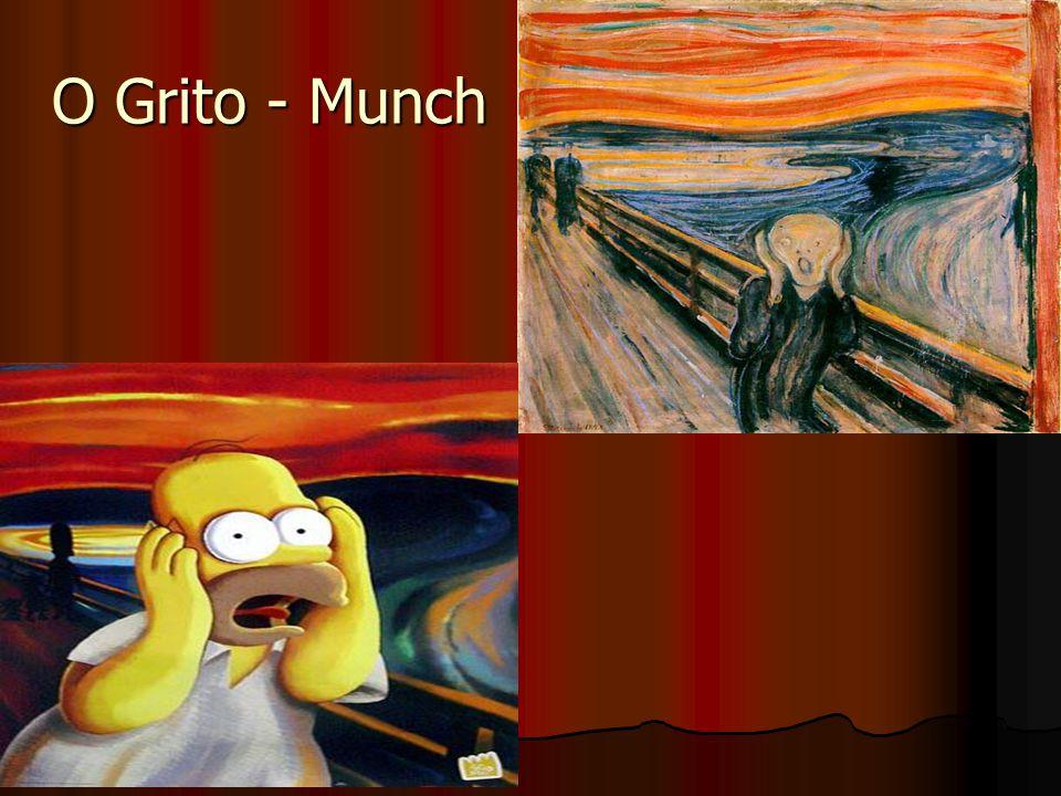 O Grito - Munch