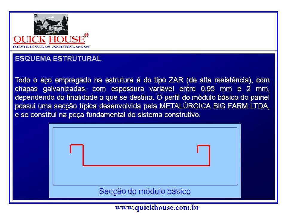 BREVE EXPLICAÇÃO DO SISTEMA CONSTRUTIVO •A viabiliade deste sistema está vinculada a utilização de materiais de vedação, isolamento e revestimento de