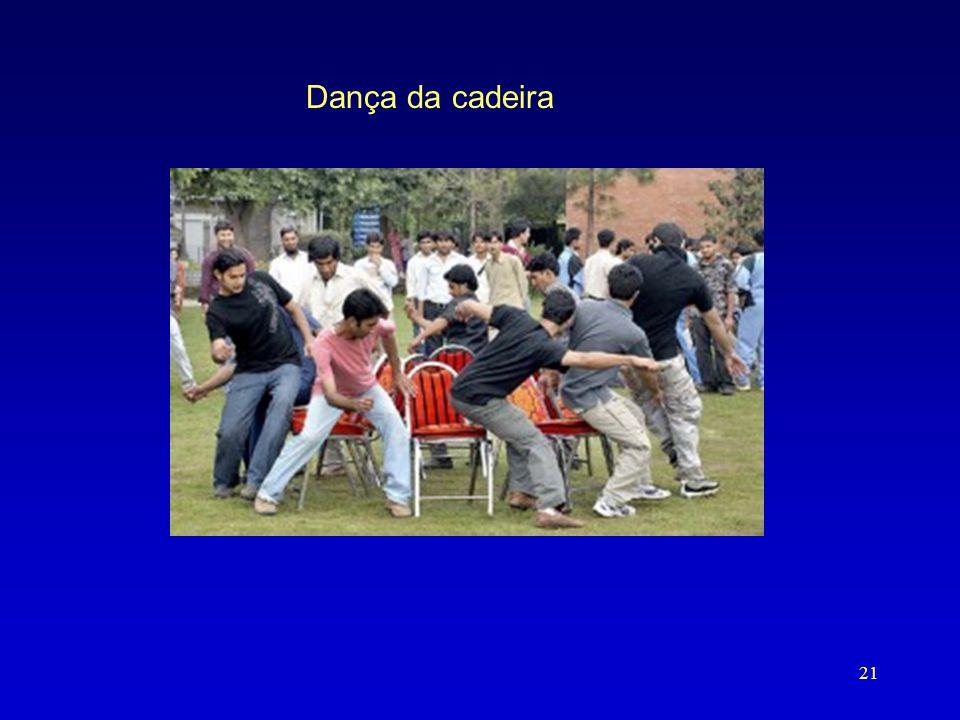Dança da cadeira 21