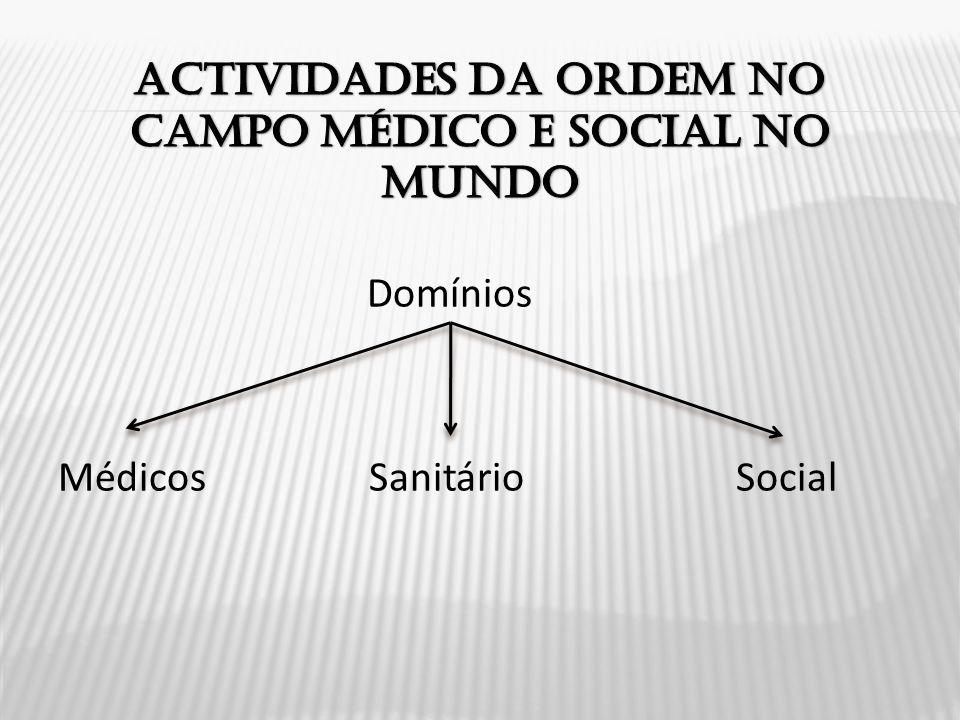 Domínios Médicos Sanitário Social