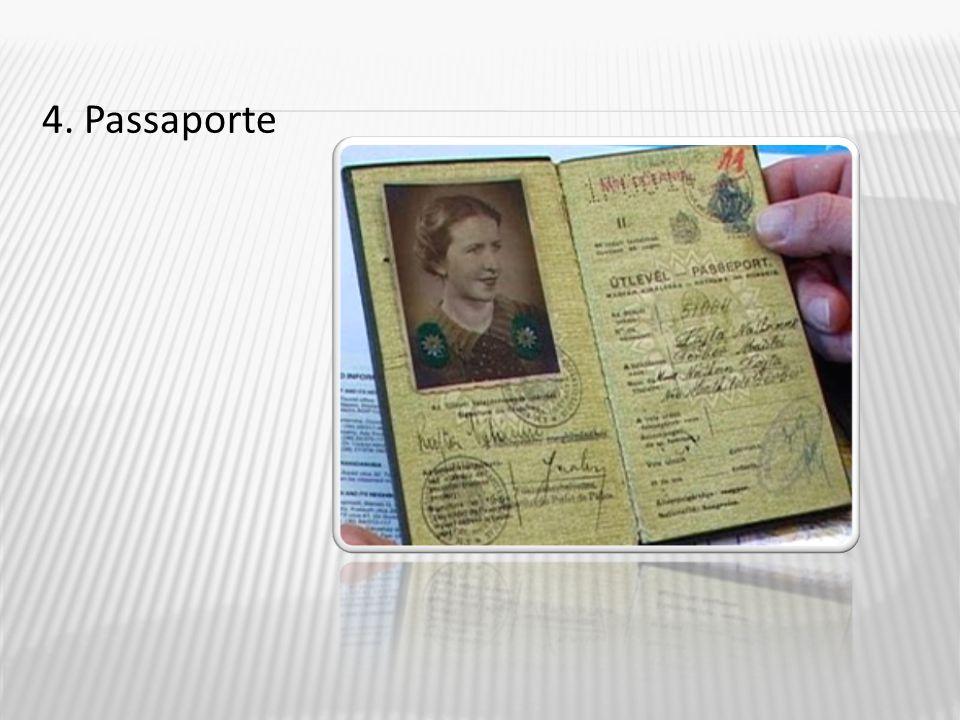 4. Passaporte