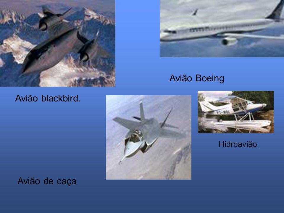 Avião blackbird. Avião Boeing Avião de caça Hidroavião.