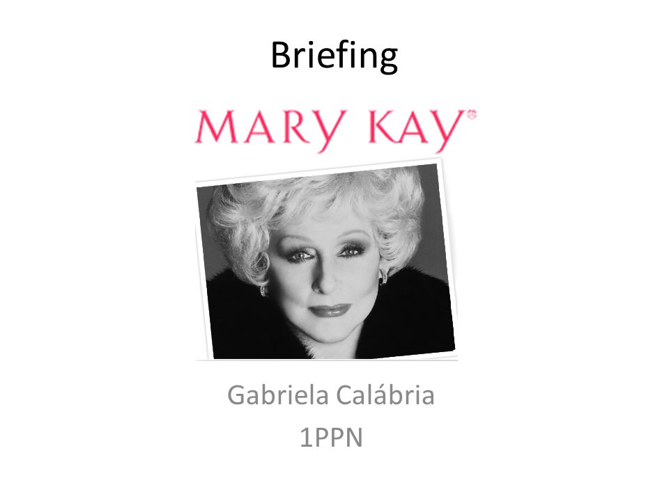 Briefing Gabriela Calábria 1PPN