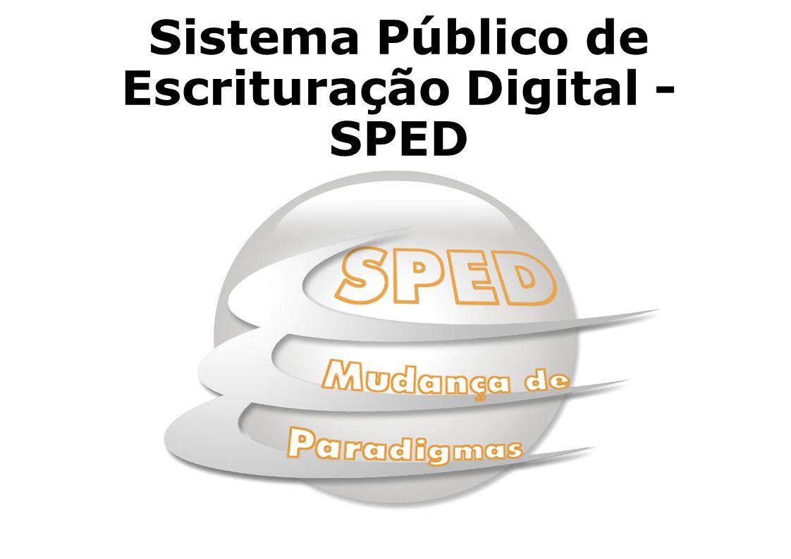 SPED Fiscal (EFD – IRPJ) Escrituração Fiscal Digital Imposto sobre a de Renda e da Contribuição Social Sobre o Lucro Líquido da Pessoa Jurídica (EFD – IRPJ)