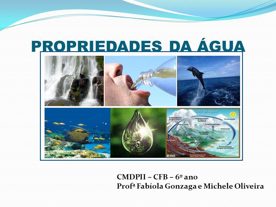 VASOS COMUNICANTES E A DISTRIBUIÇÃO DE ÁGUA NA CIDADE O reservatório de água deve ficar no ponto mais alto da cidade.