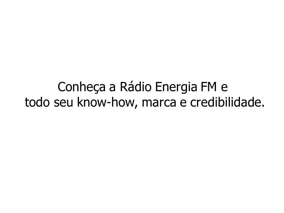 A emissora •A Energia FM é a emissora de maior audiência na cidade de Jaú e região.