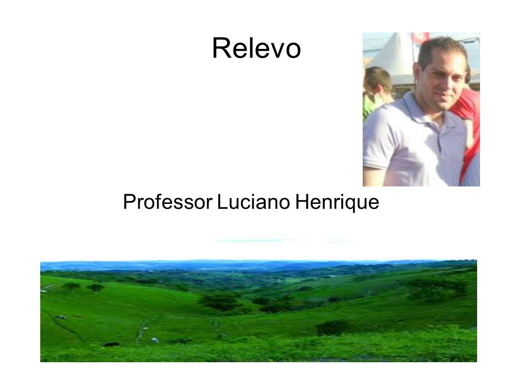 Relevo Professor Luciano Henrique